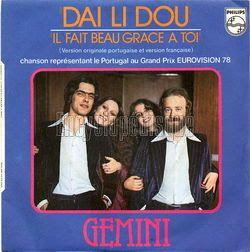 Gemini - Portugal - Place 17