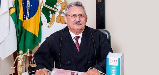 imagem/barrigudanews    O Tribunal de Justiça do Rio Grande do Norte (TJRN) elege nesta segunda-feira (24), de forma consensual, seu n...