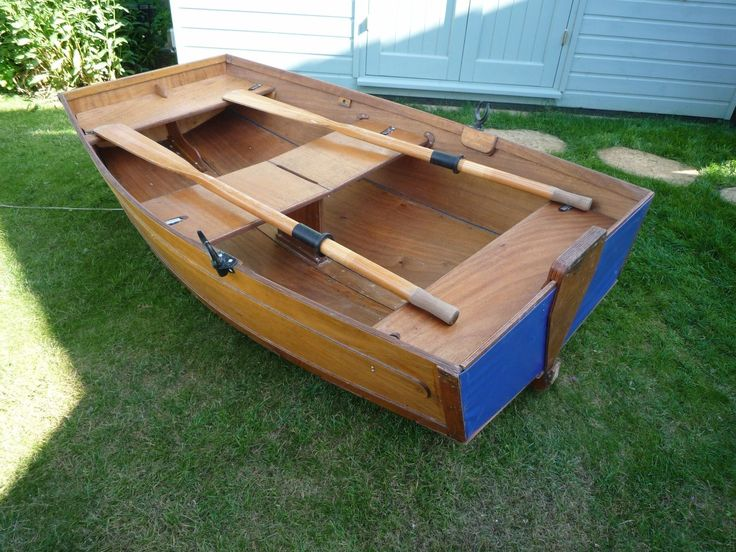 Sea Hopper folding dinghy in Sporting Goods, Sailing, Dinghies/ Boats | eBay!