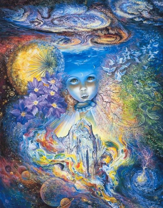 Josephine Wall | Child Of The Universe | Josephine Wall |
