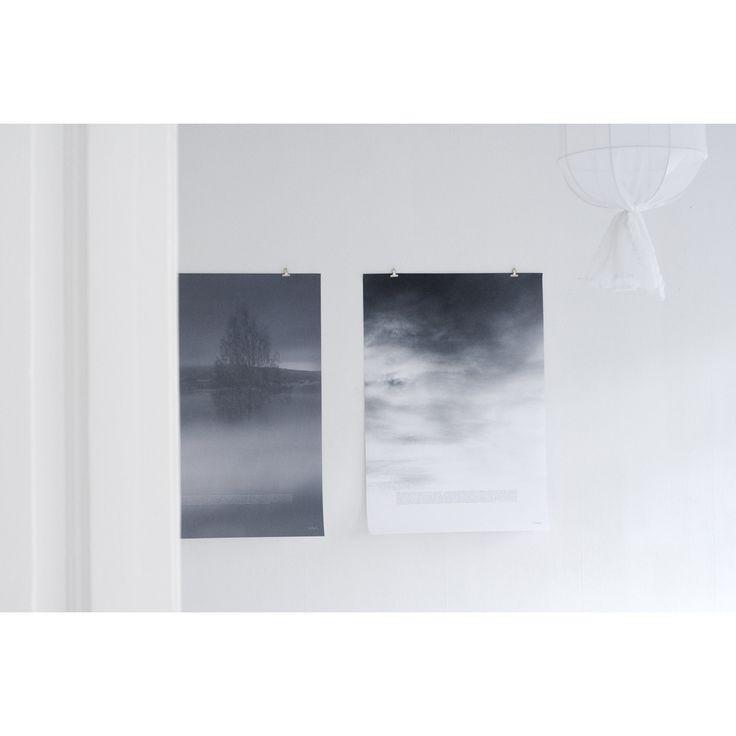 Moln poster, 50x70 – House Of Beatniks – Kjøp møbler online på Room21.no