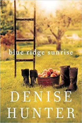 New from @DeniseAHunter! After inheriting a peach orchard Zoe must face the formidable secret she's kept for years.