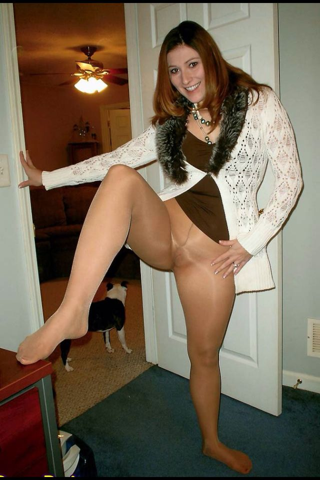 stocking fetish nylon Pantyhose