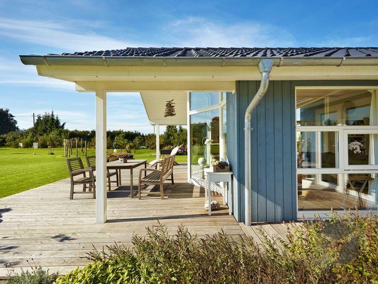 Fertighaus satteldach  40 besten Häuser im Landhausstil Bilder auf Pinterest | Haustypen ...