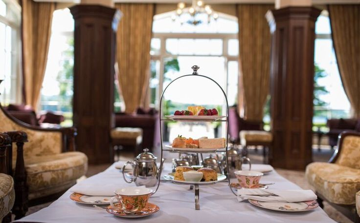 #AfternoonTeaWeek @LoughErneResort