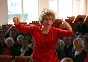 An exceptionally gifted conductor, Rita Paczian has earned a growing reputation world-wide for bringing an electrifying balance of musicality, intellect, technique and passion to her performances. She is extremely versatile, and her musical interests and professional experience embrace a repertoire spanning five centuries.