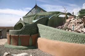 Earthship hotel in Taos New Mexico...