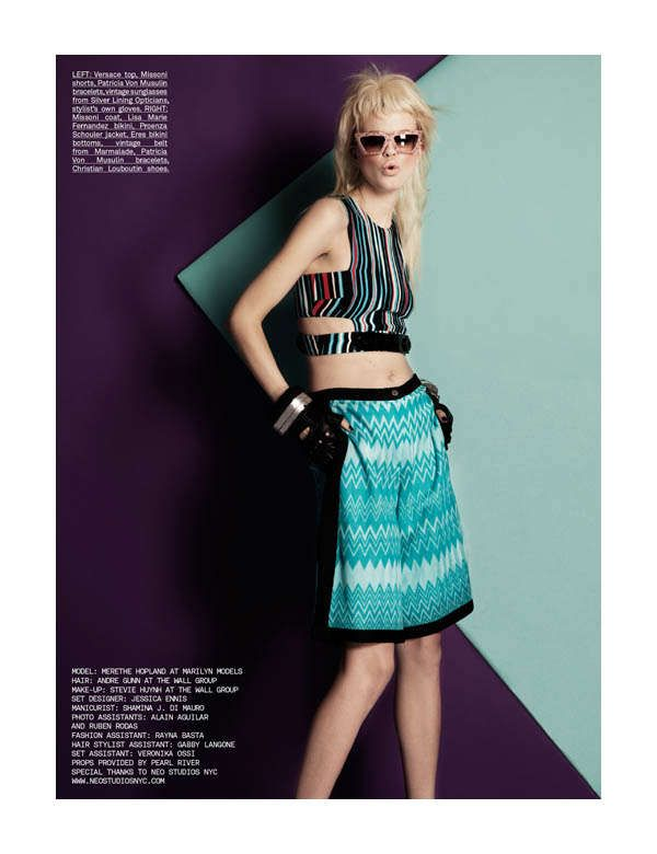 Lascivious Latex Fashion : Georgia Frost