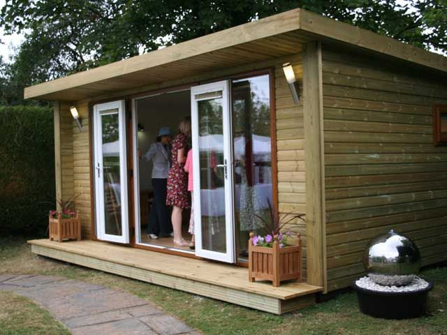 M s de 25 ideas incre bles sobre casetas prefabricadas en - Casetas prefabricadas para jardin ...