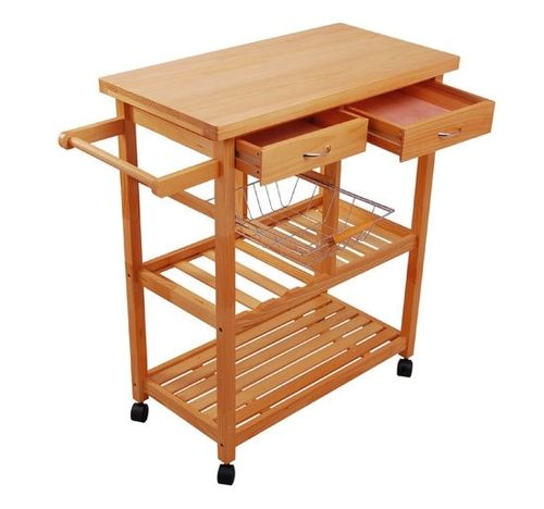 Kitchen Island Trolley Freedom Furniture