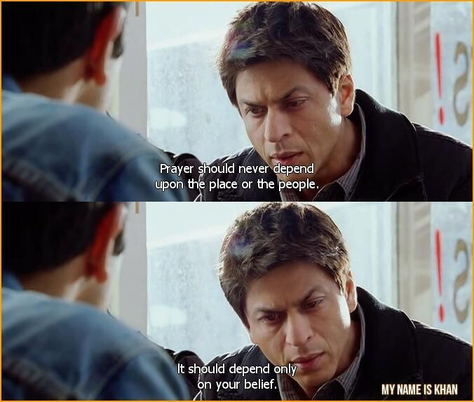 movie my name is khan My name is khan must watch 2010 hindi  this is the best movie i really enjoy it and this is my second time watching it bring tears to my eyes great movie .
