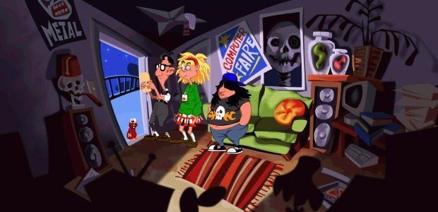 Day Of The Tentacle Remastered Due March 22nd -  Day of the Tentacle Remastered [official site], the redrawn (or not) re-release of the classic 1993 LucasArts adventure game, will come out on March 22nd. That's the latest word from Double Fine Productions, the folks who are revamping it (and whose head honch Tim Schafer co-directed,... http://tvseriesfullepisodes.com/index.php/2016/03/09/day-of-the-tentacle-remastered-due-march-22nd/
