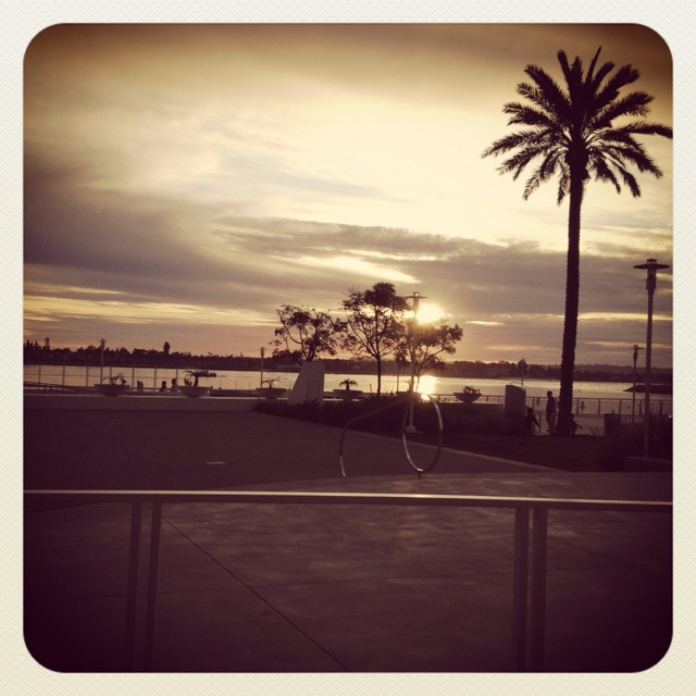 San Diego Sunset <3: Travel