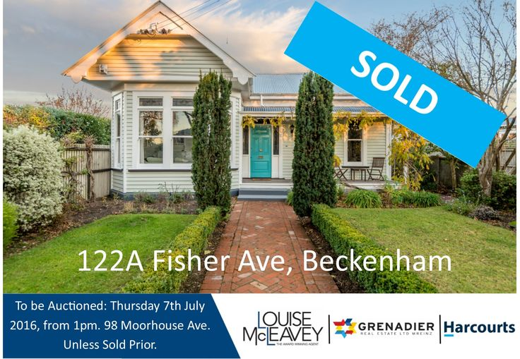 122A Fisher Ave, Beckenham #Auction