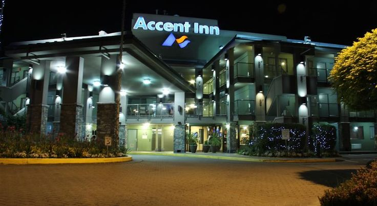 Accent Inns Vancouver Airport Richmond Offering a hot tub and fitness centre, this Richmond hotel features an on-site restaurant and an airline check-in kiosk. A free 24-hour airport shuttle service is provided. Vancouver International Airport is conveniently located 6 km away.