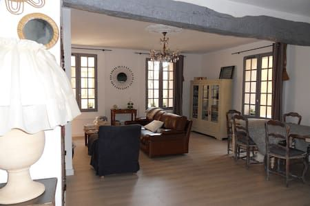 "Vyhraj noc v ""L'Appart"" tout confort à Cotignac, confort +++ - Byty k pronájmu v Cotignac na Airbnb!"