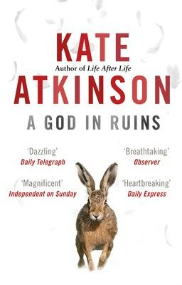 A God in Ruins by Kate Atkinson #books