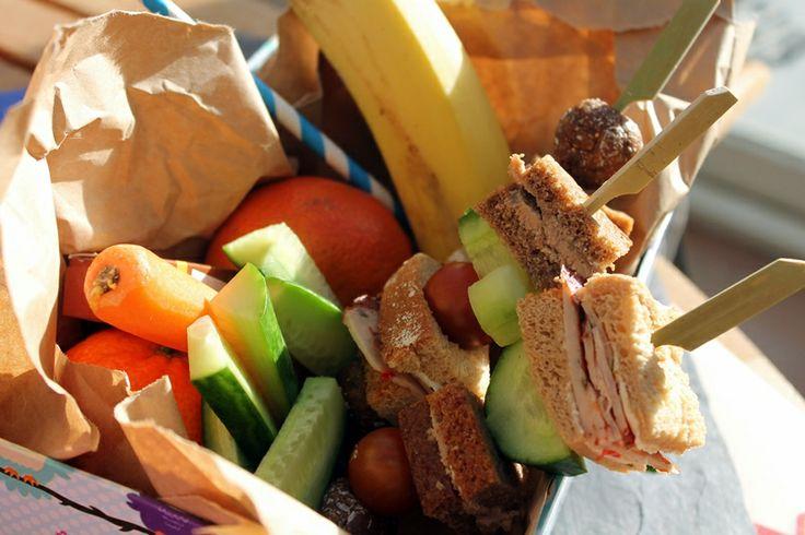 sund madpakke til børn - forslag
