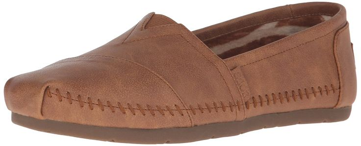 BOBS from Skechers Women's Luxe Fashion Slip-On Flat – Shop2online best woman's fashion products designed to provide