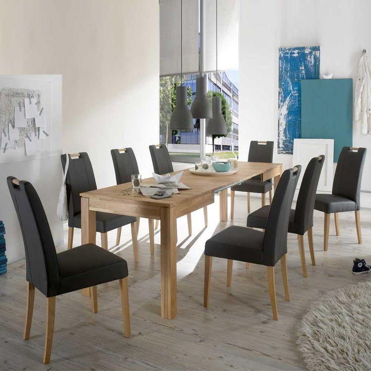 25+ parasta ideaa Pinterestissä Stuhl eiche Tisch eiche massiv - esszimmer eiche massiv