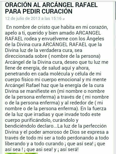 Arcángel Rafael                                                                                                                                                                                 Más