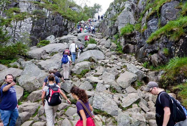 pulpit rock hike duration