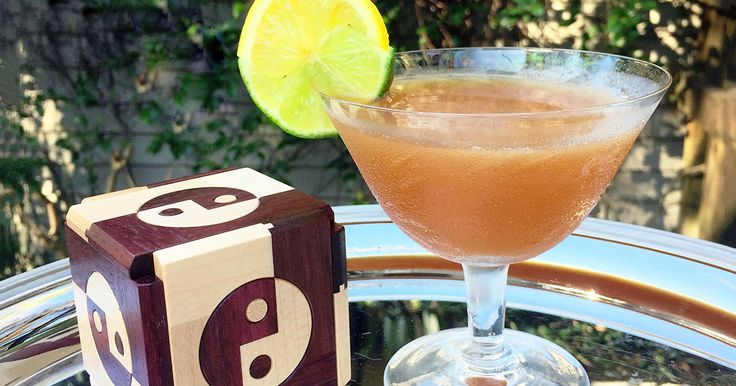 A pair of Plantation rums joins forces with pear shrub for a delicious collaboration.