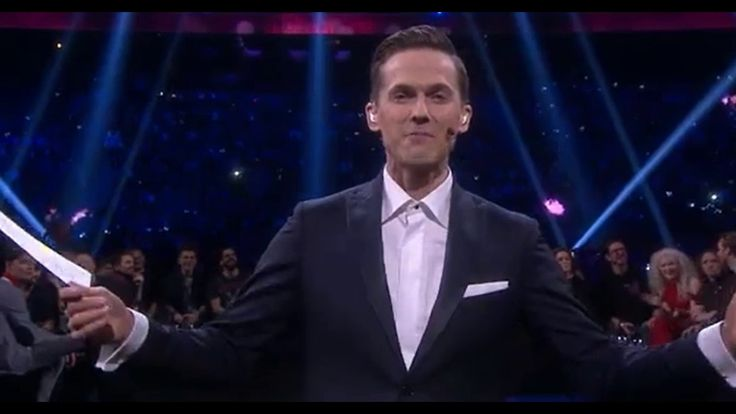 Melodifestivalen 2017-David's Performance.  David so funny guy. =)