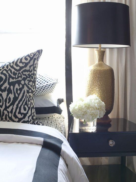 Decorating inspiration: bedside style - The Decorista