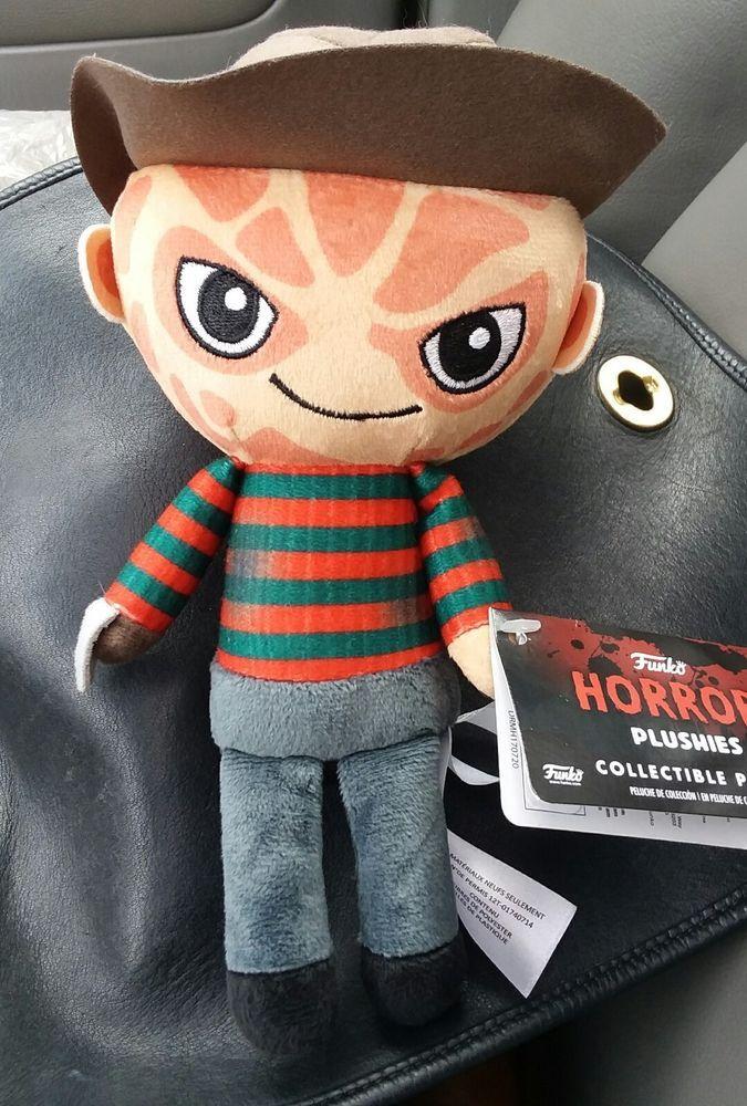 Funko Horror Plushies Freddy Krueger