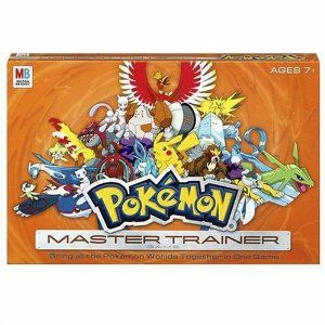Catch the most powerful Pokemon to become the new Master Trainer.