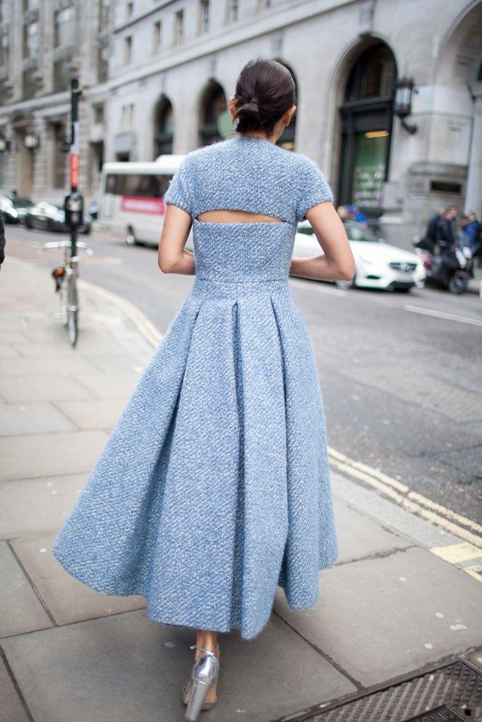 【スナップ】ロンドン・ファッション・ウイーク 2015-16年秋冬   WWD JAPAN.COM