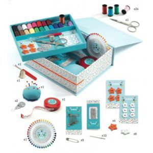 NEW My Sewing Box Djeco