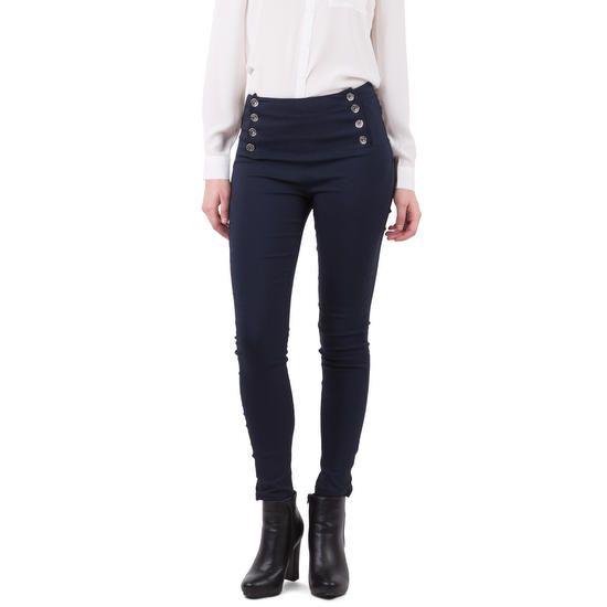 Super Les 25 meilleures idées de la catégorie Pantalon femme grande  KV94