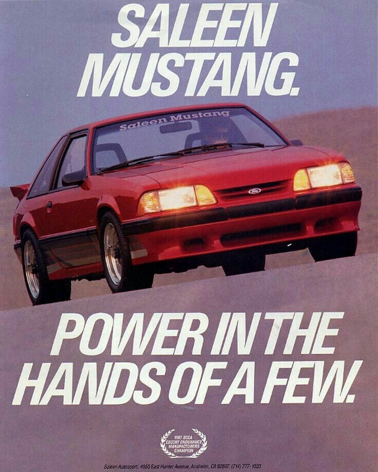 25  Best Fox Body Mustangs Images On Pinterest