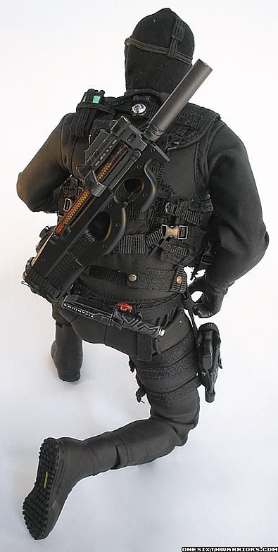 Tom Clancy's Splinter Cell - Custom Operative Sam Fisher - OSW: One Sixth Warrior Forum
