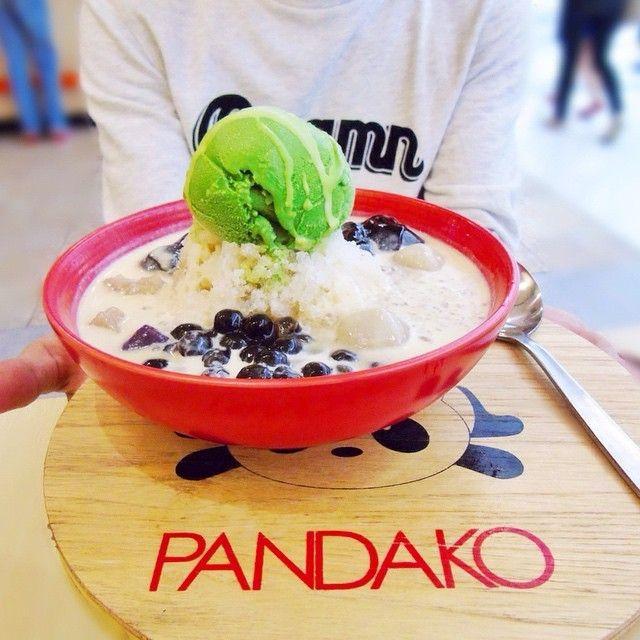 Pandako  Photo Source: @hobijajan http://www.qraved.com/Jakarta/pandako-dessert-puri-indah
