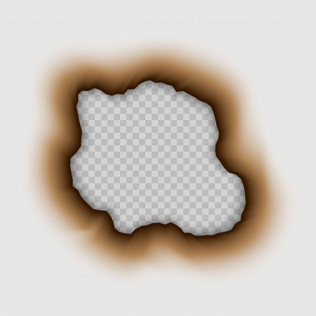 Burnt Hole In Paper Burn Isolated Hole Drawing Alphabet Letters Design Beautiful Photography Nature