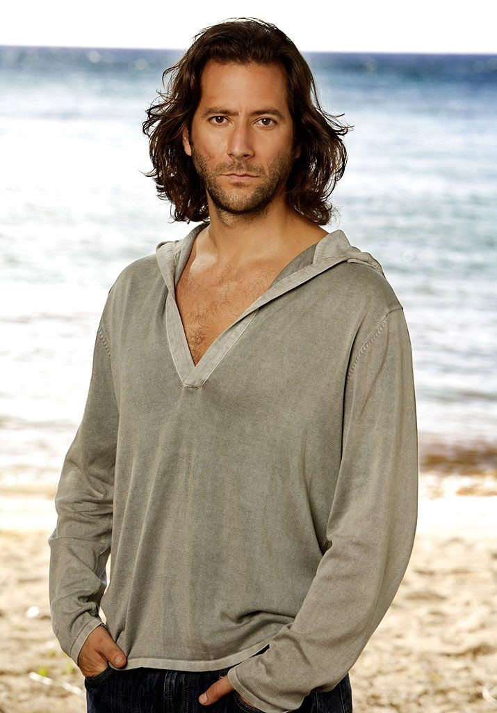 "Men:  Henry Ian Cusick, ""Lost"" (TV Series)."