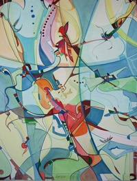 Alex Janvier Aboriginal visual artist l The Official Website