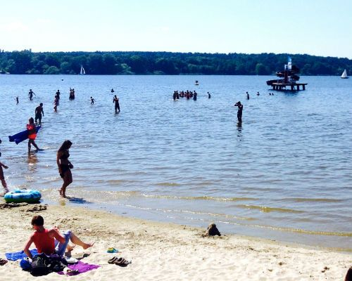 The best baths and lakes in Berlin! #Berlin #expats #success #join #club