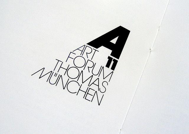 Otl Aicher Typographie