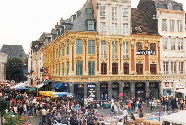 Grande braderie de Lille - Lille (59000) - Photo la mieux notée
