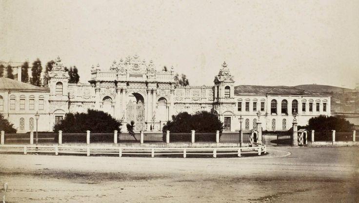 Dolmabahçe Sarayı Adolphe Saum, 1865-1870