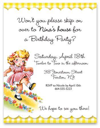 Printable Photo Birthday Invitation Nursery Rhyme Invite Itsy Bitsy