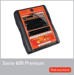 The Socio 600 Premium is able to carry out functions such as: FAP Regeneration Customer Databasing BSI Coding (Peugeot & Citroen) Road Test Recording Electronic Calliper Rewinds and much much more! This tool is the best in the range, it is easy to use and portable. It's rugged design means it can cope with the wear and tear of most workshops! The Socio 600 diagnostic tool is also available with an LED endoscope allowing you to see into any dark engine bay.