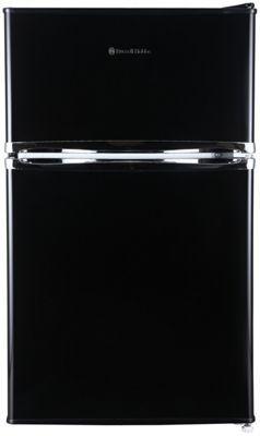 Buy Russell Hobbs RHUCFF50B Under Counter Fridge Freezer - Black at Argos.co.uk, visit Argos.co.uk to shop online for Fridge freezers
