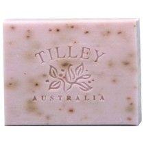 Tilley Fragranced Vegetable Soap - Black Boy Rose