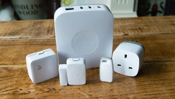 Samsung SmartThings Smart home, Smart home automation