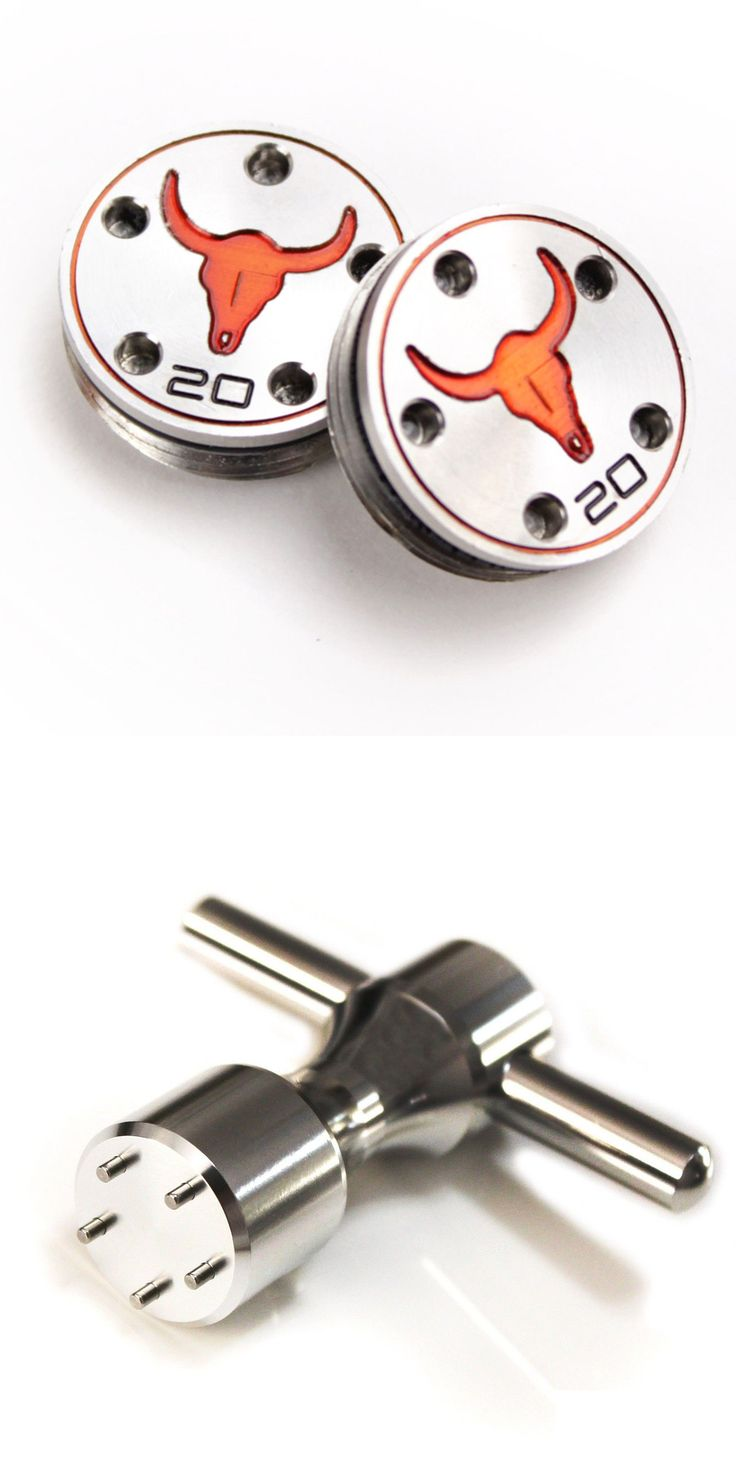 Other Golf Club Components 36192: Custom Golf Putter Weights For Scotty Cameron Studio Select- Buffalo Orange -> BUY IT NOW ONLY: $49.95 on eBay!